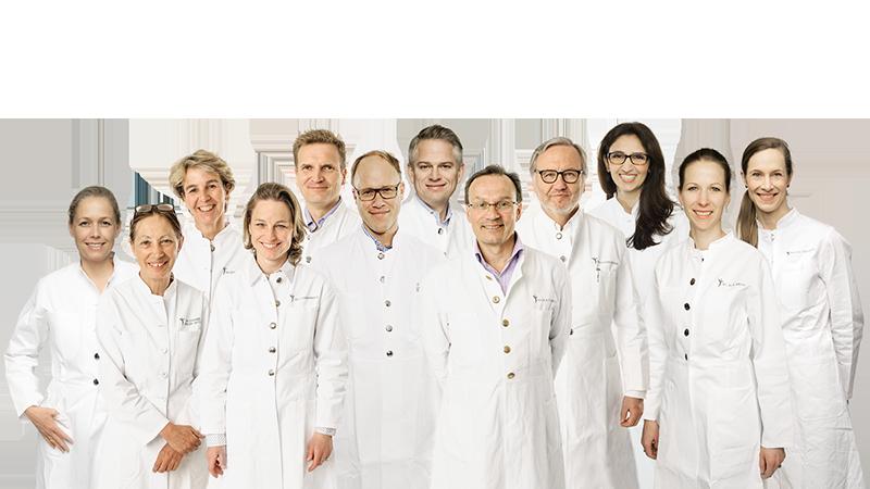 Ihr Ärzteteam des Mammazentrum Hamburg   (c) Martin Zitzlaff, www.zitzlaff.com