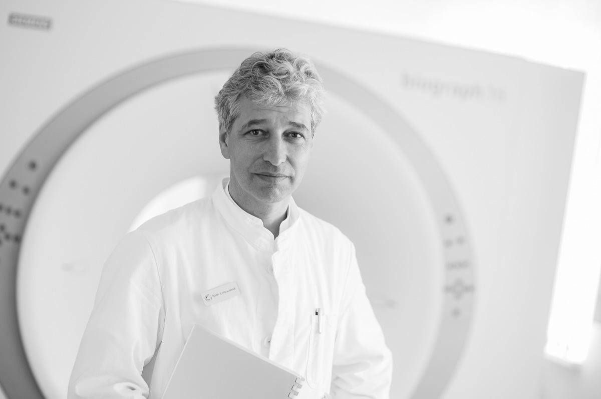 PD Dr. Florian Würschmidt, Radiologische Allianz, Moerkenstr, Hamburg © www.zitzlaff.com