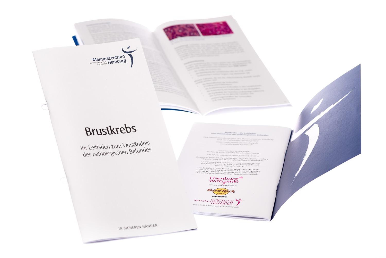 """Broschüre """"Brustkrebs verstehen"""""""