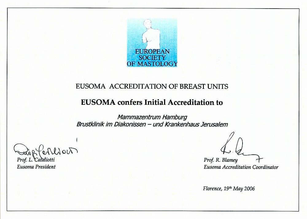 eusoma-zertifizierung